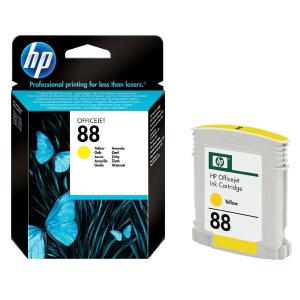 HP 88 Yellow C9388AE